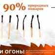 Особый противопожарный режим введен в Сергиево-Посадском округе