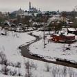В Сергиево-Посадском округе устраняют нарушение, спровоцировавшее загрязнение реки