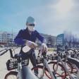 Велошеринг выехал в город