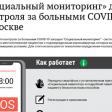Опубликована актуальная карта распространения коронавируса в Подмосковье