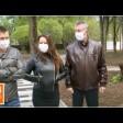 Благоустройство в Пересвете: Александр Легков и окружные депутаты побывали на объектах