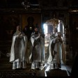 В праздник Вознесения Господня в Троицкой обители прошли праздничные богослужения