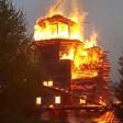 Подробности пожара, уничтожившего церковь: сбывается библейское сказание