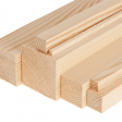 Брусок. Универсальный материал для ремонта, строительства и изготовления мебели.