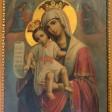 «Яви, Владычице, Твою милость к нам»: в Лавре почтили икону Божией Матери «Достойно есть»
