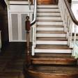 Деревянные лестницы теперь в Сергиевом Посаде