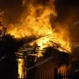 Страшный пожар под Сергиевым Посадом