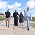 Министр благоустройства Подмосковья посетил Сергиево-Посадский округ с проверкой