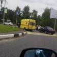 Сбили женщину в Хотьково