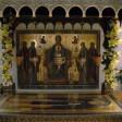 «Радуйся, звездо, сияющая благодати Божия зарею»: в Лавре празднуют память преподобного Стефана Махрищского