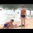 В Птицеграде чудом удалось избежать трагедии на пруду