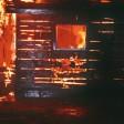 Огонь забрал жизнь дачника