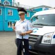Инспектор ГАИ провёл урок безопасности для воспитанников воскресной школы Воскресенского подворья