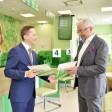 Сбербанк и администрация Сергиев Посада подписали «дорожную карту» по цифровизации округа