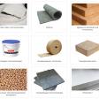 Современные строительные материалы для утепления дома