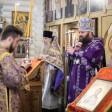 Наместник Лавры возглавил престольный праздник в храме Всемилостивого Спаса