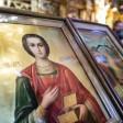 В 9-ю Неделю по Пятидесятнице в Троицкой обители были совершены праздничные богослужения