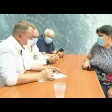 Михаил Токарев встретился с жителями Селкова и Торгашина