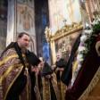 «Cей возведе из ада род человеч»: обитель на Маковце чествует Животворящий Крест Господень