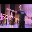Артисты «Русского балета» дали открытый урок
