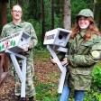 Скворечники-видеокамеры появились в лесу Сергиева Посада