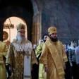 За Литургией в Лавре директор по развитию Росатома Сергей Обозов удостоен высокой церковной награды