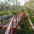 Ремонт моста на Фестивальной почти завершён