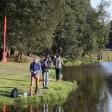 Житель Сергиева Посада поймал самую большую рыбу на соревнованиях по рыбной ловле
