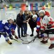 Ледовая арена «Сергиев Посад» принимает юношеский турнир на призыСтанислава Петухова