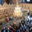 «Боримых умирение, обуреваемых тишина»: в Лавре и ее ските встретили праздник Черниговской иконы