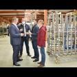 Глава ознакомился с работой компании Kaleva в индустриальном парке М8 Инновация