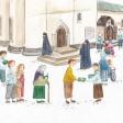 Обитель преподобного Сергия приглашает добровольцев на дежурство в Троицком соборе