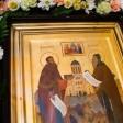 Чин Великого освящения храма в честь святых преподобных Антония и Феодосия Печерских