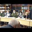 Военные, ветераны и депутаты обсудили бытовые проблемы Вакцины