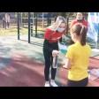 Новый школьный спорткомплекс открыт для жителей Клементьевки