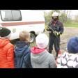 Без паники! Спасатели показали детям, что делать в условиях ЧП