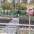 На станции Семхоз в Сергиевом Посаде за 2 часа выявили 10 нарушителей перехода через ж/д пути