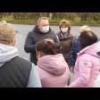 Михаил Токарев разбирался с транспортной проблемой в Загорских Далях