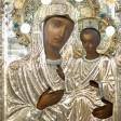 «Приидите, людие, прославим Заступницу рода нашего»: в Лавре молятся пред Иверским образом