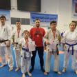 Пятиклассник из Хотькова Тимур Саутин стал бронзовым призёром первенства Москвы по киокусинкай