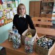 Ученики 18-й школы собрали для переработки 38 кг батареек
