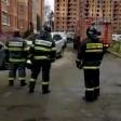 В Сергиевом Посаде спасатели не смогли проехать к месту возгорания в жилом доме