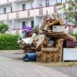 Проблема вывоза крупногабаритного мусора