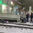 На вокзале поездом мужчине отрезало ногу. Он погиб на месте