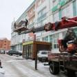 В Сергиево-Посадском округе демонтируют незаконные вывески