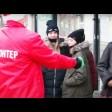 Мандариновое настроение несут горожанам волонтёры в Сергиевом Посаде