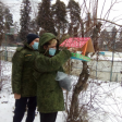 Воспитанники хотьковской школы-интерната взяли шефство над птицами