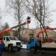 АО «Мособлэнерго» построило воздушную линию для подключения электрозарядки в Сергиевом Посаде