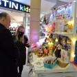 Благотворительная ярмарка в поддержку Вероники Сафоновой проходит в ТЦ «Счастливая 7Я» с 1 по 10 декабря