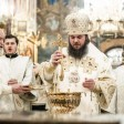 В обители преподобного Сергия встретили праздник Крещения Господня
